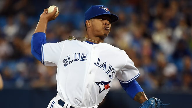 Marcus Stroman won all four of his starts after returning to the team in September.