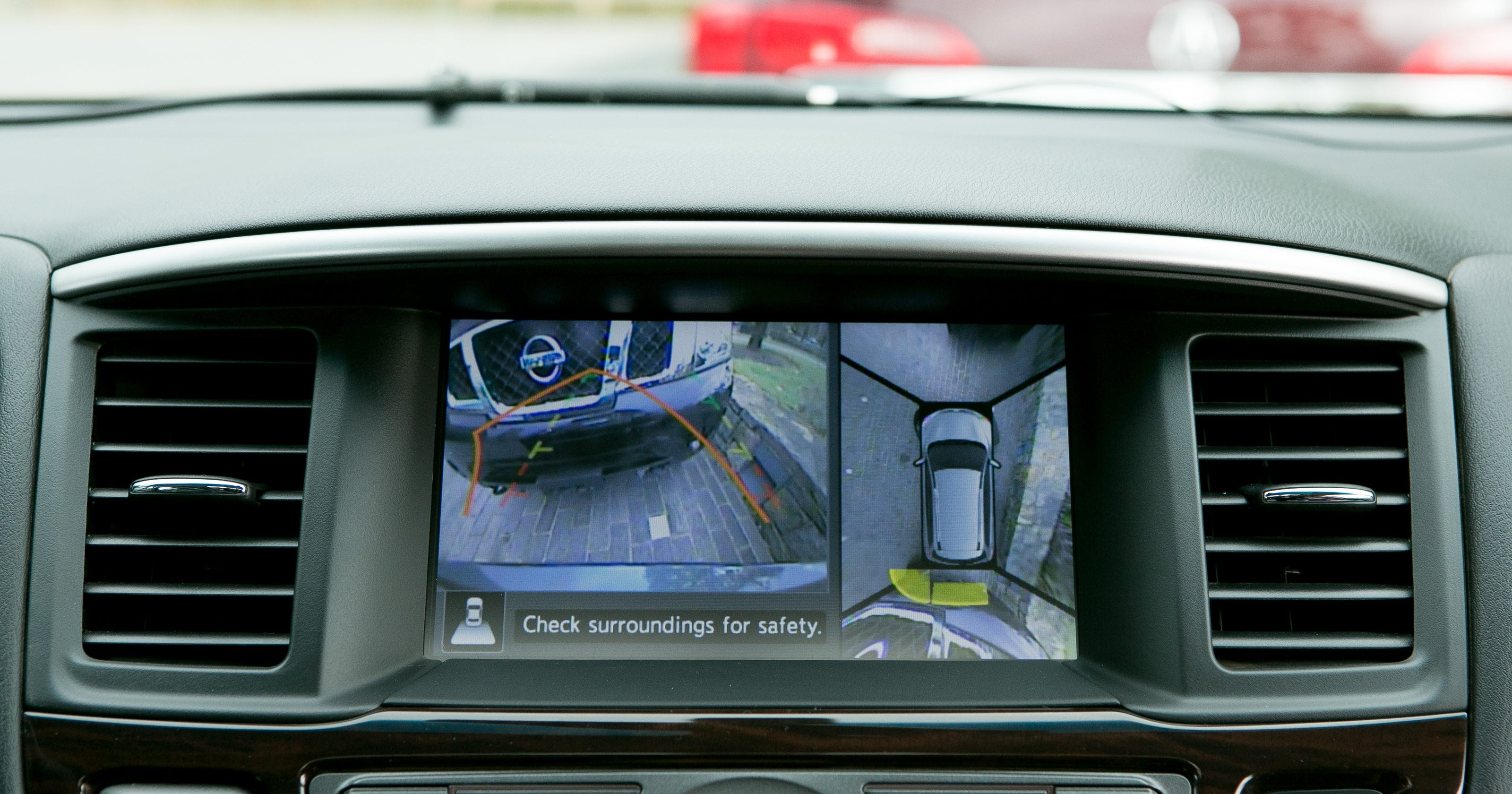 Backup cameras can now be used in driver's test