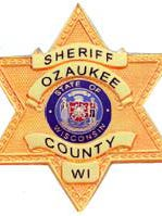 Ozaukee County Sheriff's Office badge