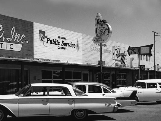 Arizona Public Service Co. in 1950s