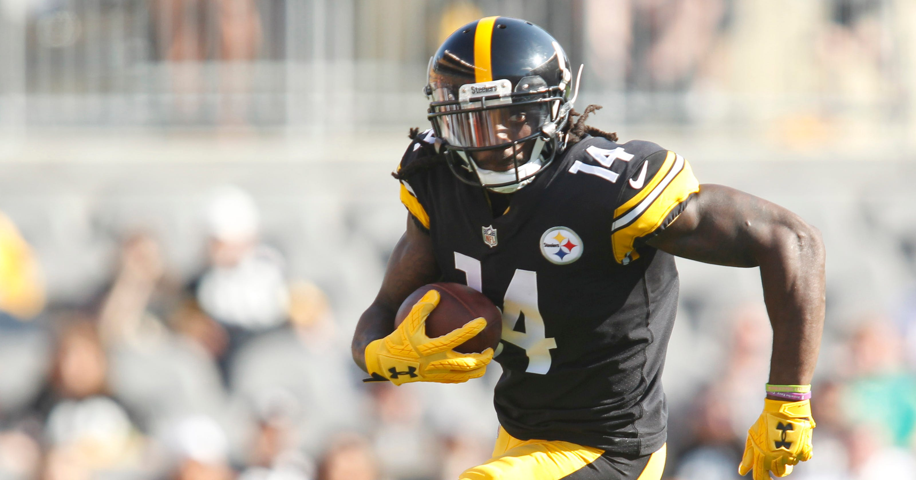 huge discount ec78e 0e81e Steelers trade Sammie Coates to Browns