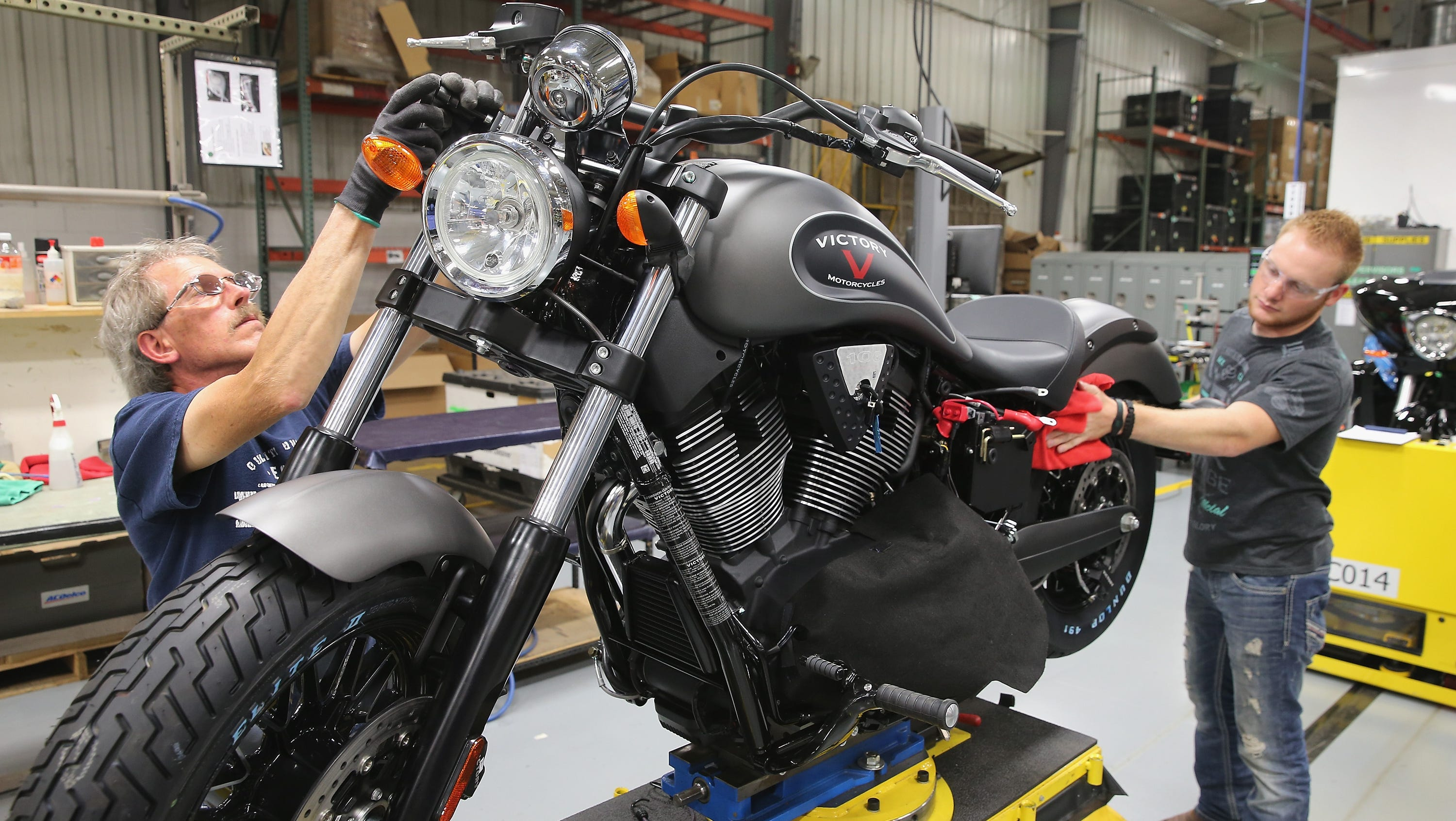 Say Goodbye To Iowa Made Victory Motorcycles