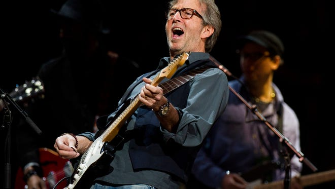 "Eric Clapton says singer-songwriter JJ Cale rescued him and gave him a direction. Cale?s music continues to inspire and push Clapton in powerful ways, something Clapton marks with the release this week of ""The Breeze: An Appreciation of JJ Cale,"" a 16-track thesis study in Cale's career."