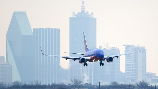 Customers are more satisfied with loyalty programs for discount airlines such as Southwest.