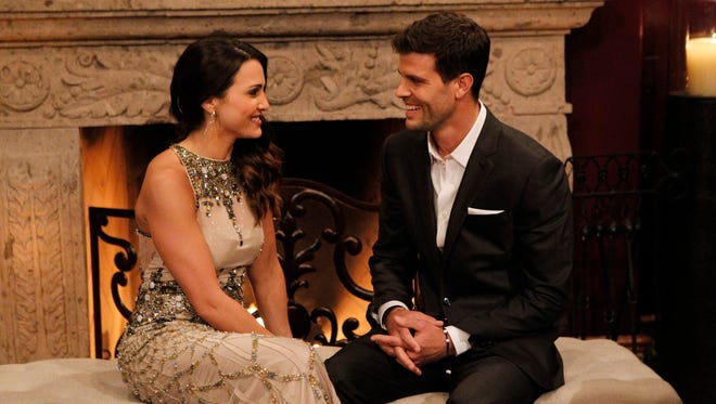 Eric Hill talks to Andi on the premiere of 'The Bachelorette.'