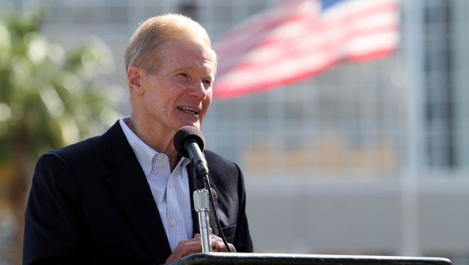 U.S. Sen. Bill Nelson, chairman of the U.S. Senate Aging Committee. requested a federal review Monday, Oct. 21, 2013, to determine whether sufficient oversight is in place to make sure nursing homes properly manage trust funds they are required to maintain to safeguard residents' money.