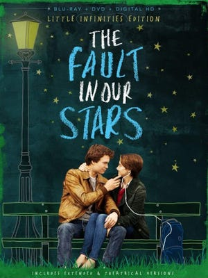 """The """"Little Infinities"""" edition of """"The Fault in Our Stars"""" arrives in stores on Sept. 16."""