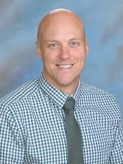 Ryan Hornstein has been named the boys basketball coach at Collegiate