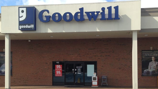 The Goodwill store on New Shackle Island Road in Hendersonville will be come a 99-cent outlet store.