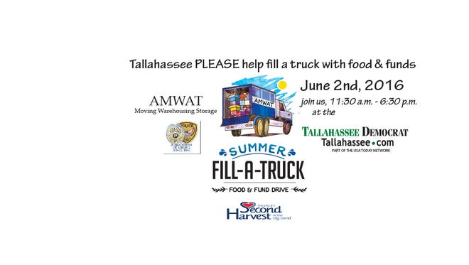 Filling a need. Summer Fill-A-Truck will be held June 2.