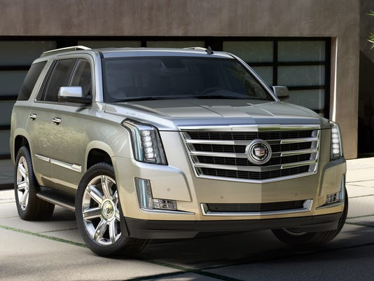 Caddy says nearly caught up on Escalade delays