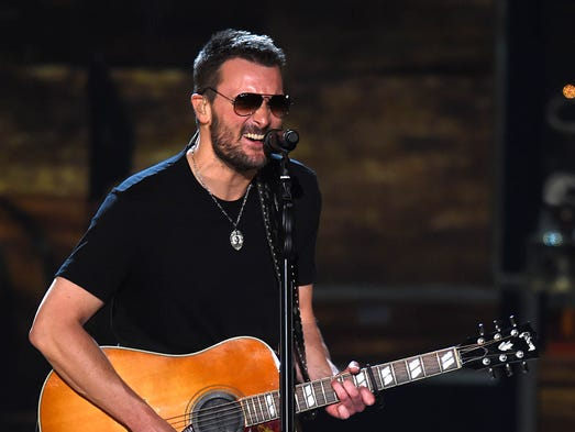 Eric Church will help kick off the CMA Awards on Nov.
