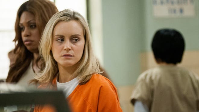 Netflix will release Season 2 of its hit 'Orange is the New Black' on June 6.