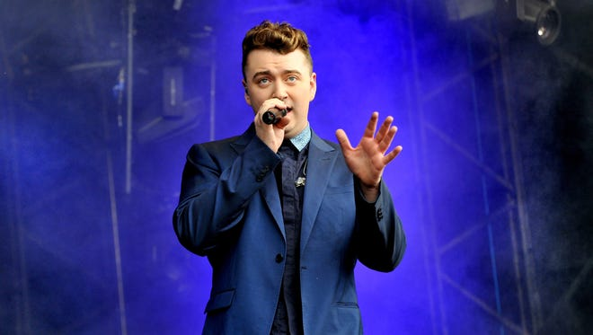 Sam Smith's 'Stay With Me' is among the hits likely to crop up on 'The YouTube 15' weekly rundown of trending tunes.