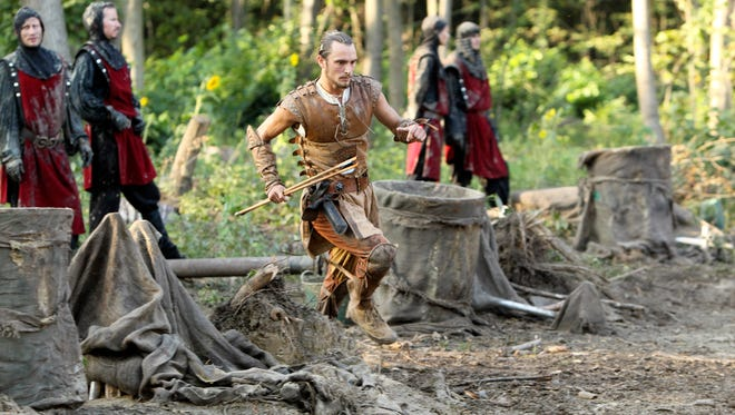 'Survivor' meets 'Lord of the Rings' in ABC's 'The Quest.'