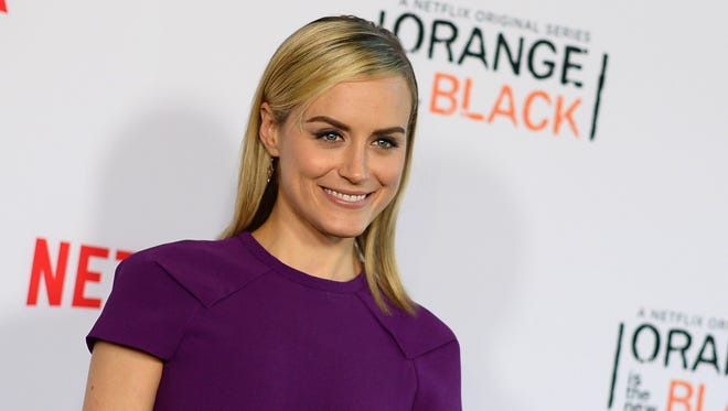 Taylor Schilling from 'Orange Is The New Black' will star as Natalya in a revival of 'A Month in the Country.'