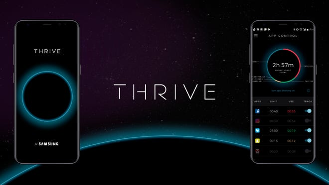 The new app Thrive recently became available for free and now it's beginning to make waves through the smartphone community.