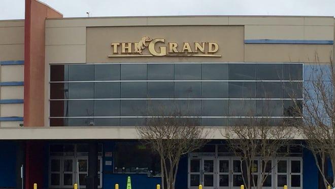 The Grand theater in Alexandria.