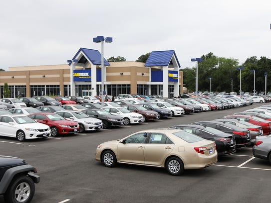 CarMax sales pitch to Paramus: We're different.