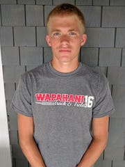 Wapahani's Nathan Herbst.