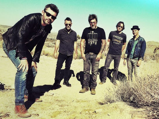 Dishwalla performs April 6-7 at Brew Brothers, Eldorado Resort Casino.
