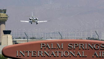 American Airlines Flight 3064 made an emergency landing at Palm Springs International Airport Thursday morning. Forty-two people were on board.