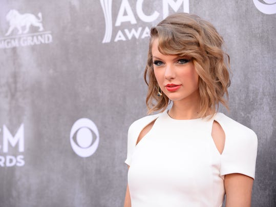 AP 49th Annual Academy of Country Music Awards - Arrivals