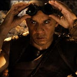 Vin Diesel reprises his role as Riddick in the film of the same name.