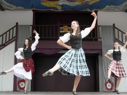 Visit the Mount Hope Estate and Winery in Manheim as the weather warms for its Celtic Fling and Highland Games, complete with food and live music.