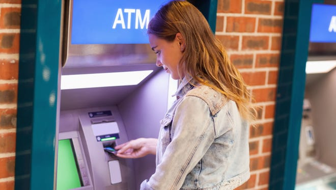 Fees for using an out-of-network ATM have increased 21% over the past five years.