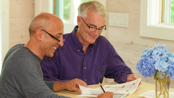 Aging brings a set of challenges, but for LGBTQ individuals, the process can be particularly daunting.