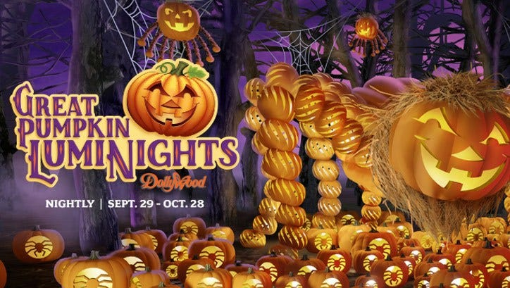 save at dollywood s fall events
