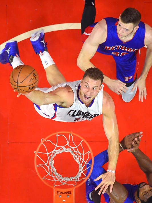 Clippers pummel Pistons 114-80 behind 13 3-pointers c763bb91f0b