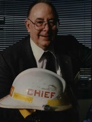 """Oscar """"Sox"""" Lee spent 50 years as a firefighter, retiring as chief from the Beaverton Fire District in 1992. He died June 24 at age 92."""
