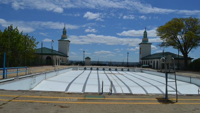 The Playland pool will open this year on June 23.