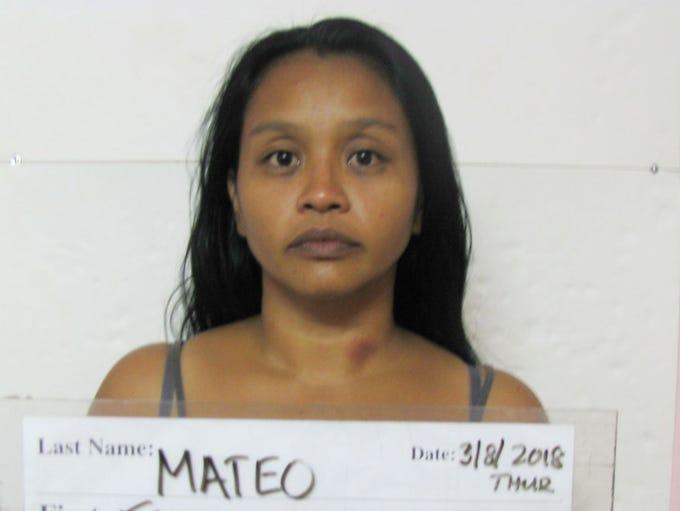 Francine Bonnie Fejeran Mateo