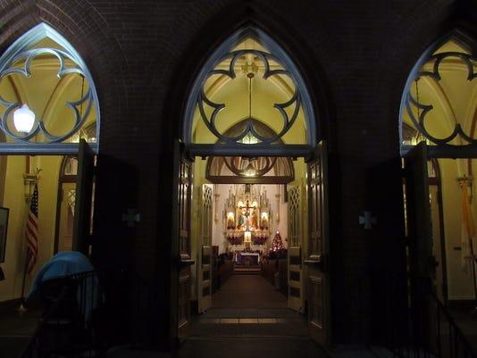 Santa Clara Church 1