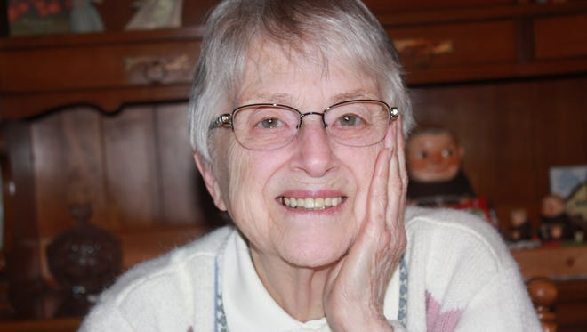 Marilyn Matson Skaalerud attended Wilson Elementary School from 1938 to 1943. Today, she lives in the same house she did during her elementary school days.