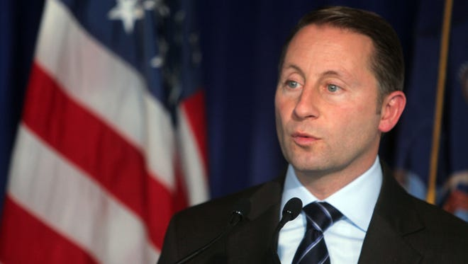 Westchester County Executive Rob Astorino