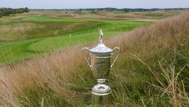Seven years after it was announced as the venue, Erin Hills will play host to the 117th U.S. Open June 15-18.