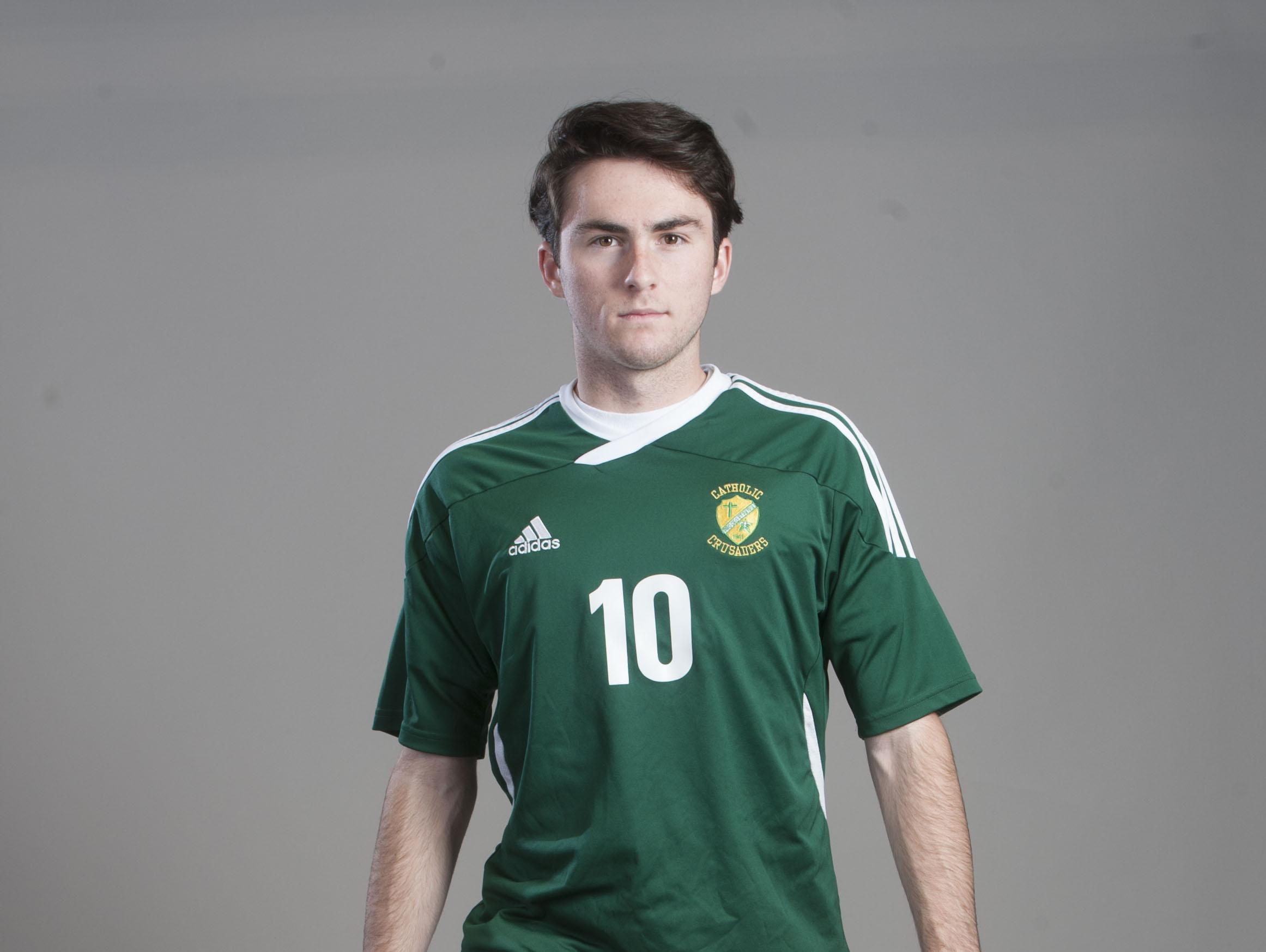 Billy Harris, Catholic High boys soccer
