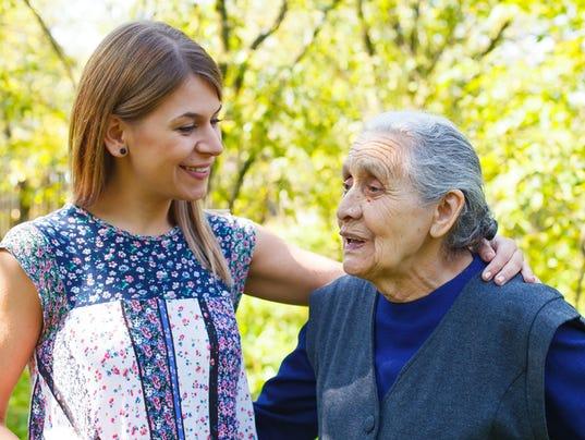 Talking with Grandma