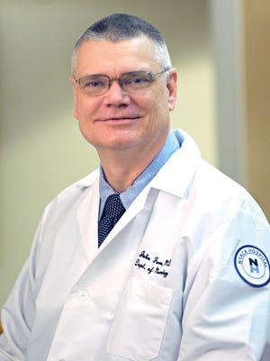 Dr. John Ferro is a neurologist and medical director of the Stroke Center at Nyack Hospital.