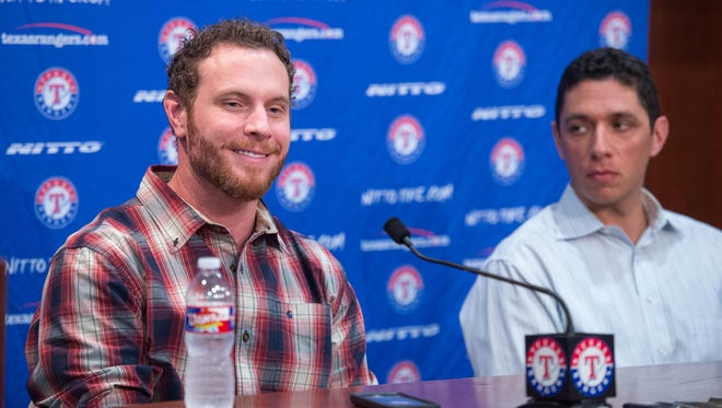Josh Hamilton is getting his accountability circle back together again.