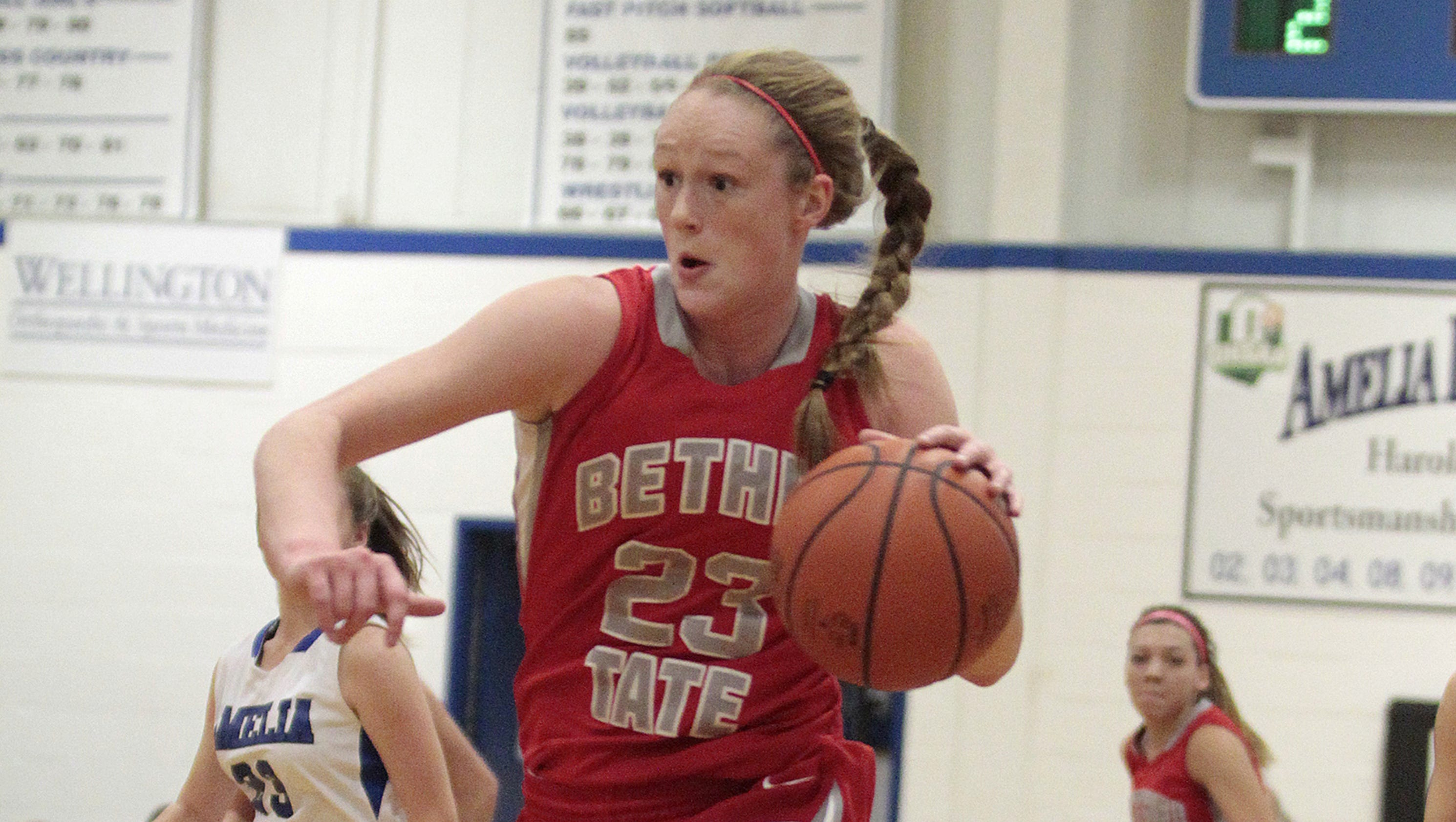 bethel girls Sugar grove — bethel's bailey younce scored 25 points, but it wasn't enough to push bethel past visiting parkway dec 14.