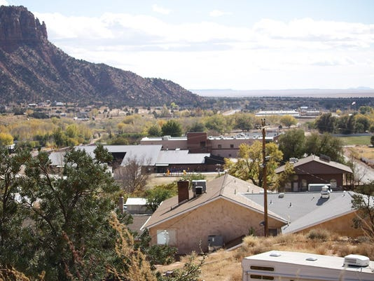 A view of Hildale