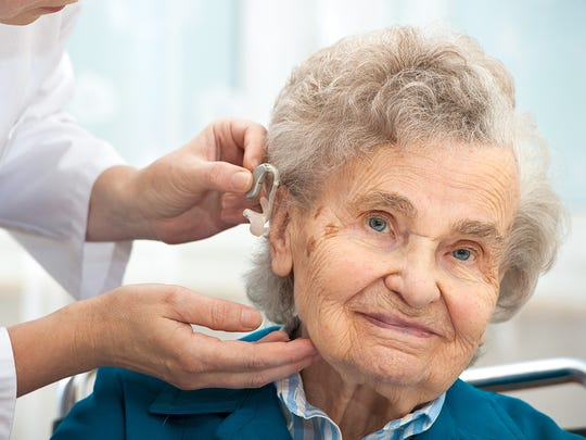 Older patients are especially at risk for developing hearing problems and should not leave concerns untreated — hearing loss has been linked to cognitive decline.