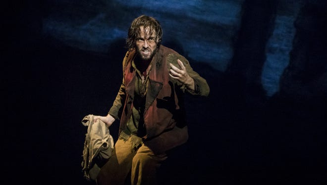 """""""Les Miserables"""" opens Tuesday at the Fox Cities Performing Arts Center in Appleton."""