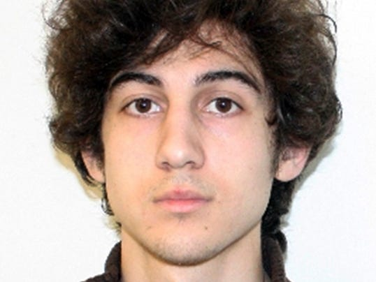 Tsarnaev state cahrges