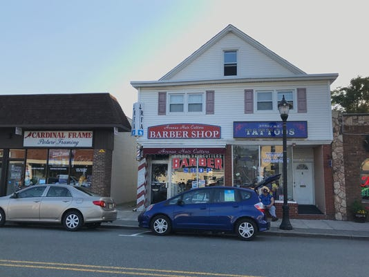 Sorry Ma Tattoos and  Avenue Hair Cutters Barber Shop, Wanaque Avenue, Pompton Lakes